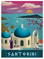 travel poster